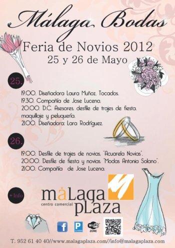 M laga bodas ideas para novios en el m laga plaza qu - Casa de citas malaga ...