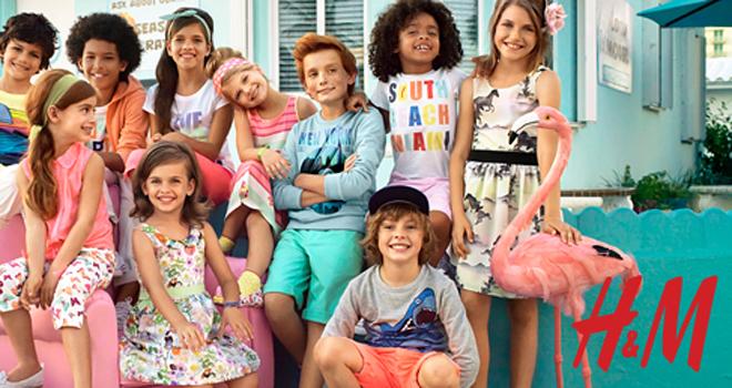 e29522a8 Descuento en H&M en ropa de bebés y niños y vales por tu ropa usada ...