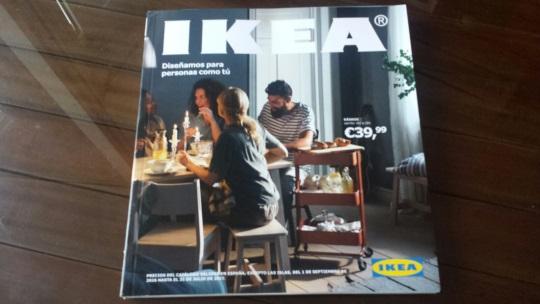 Llega el cat logo n mero 20 de ikea qu le compro - Ikea malaga catalogo 2017 ...