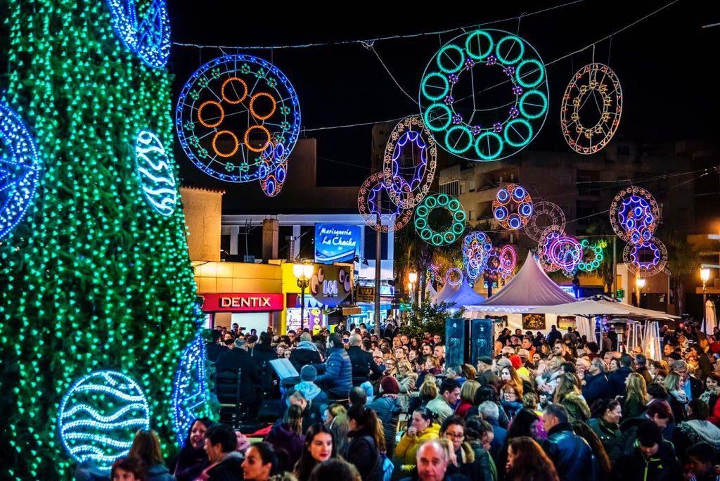 Mercado navideño en Torremolinos hasta el 3 de enero