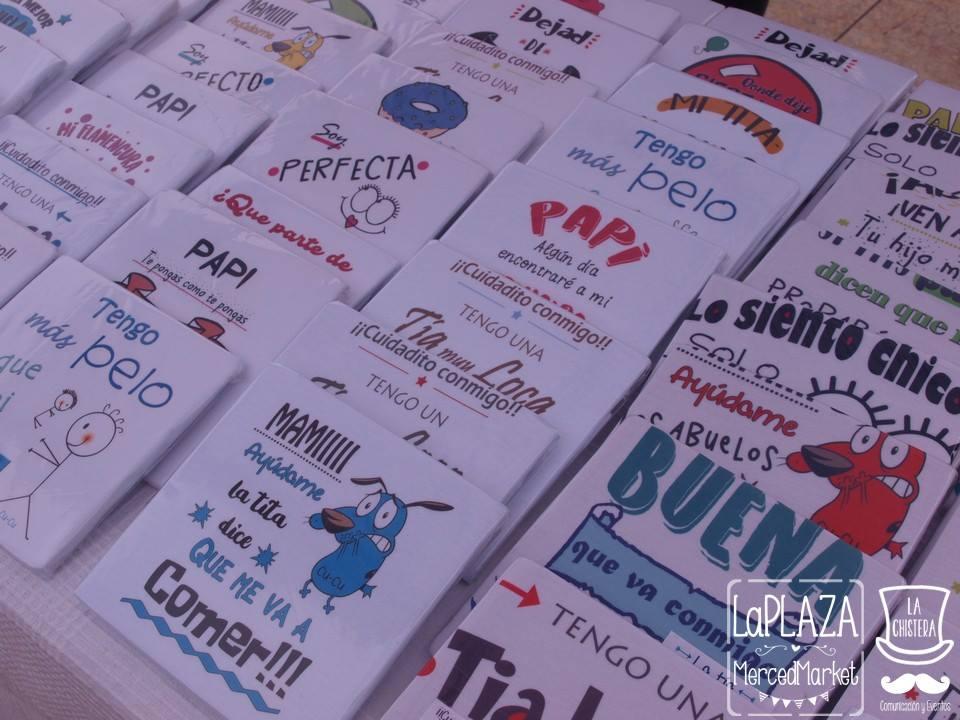 Artesanía en La Plaza Merced Market