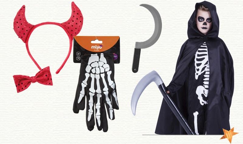 Artículos para Halloween en El Corte Inglés