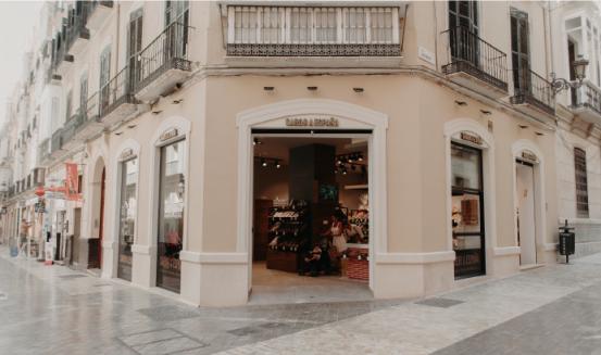 Local de Sabor a España en la calle Duque de la Victoria