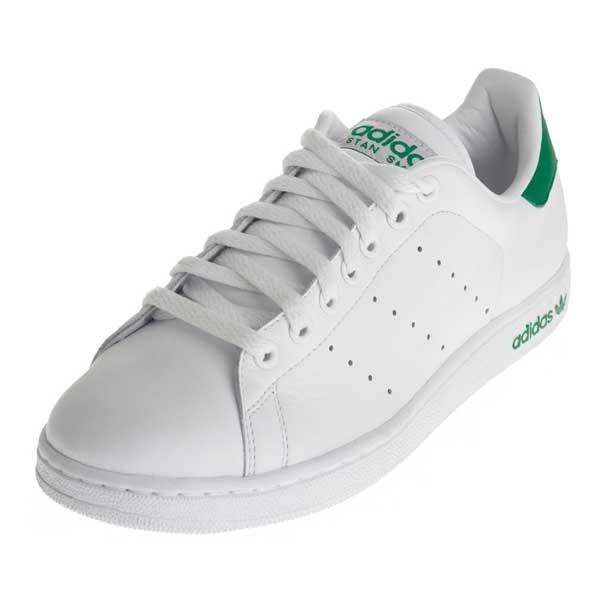 adidas basicas blancas