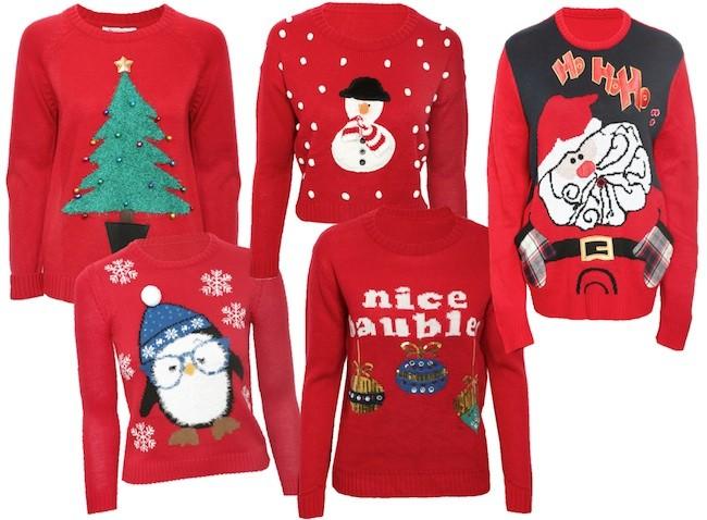 Christmas Sweathers