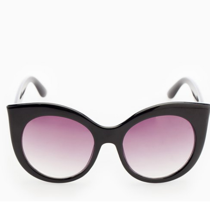 Gafas cat eyes de Stradivarius