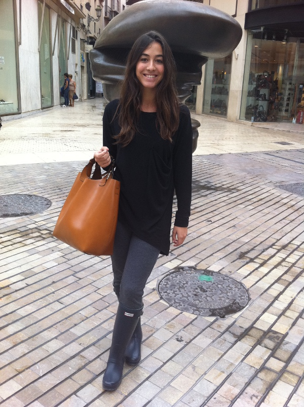 Ellas se ponen las botas m laga pasarela urbana blog - El piso de lola ...
