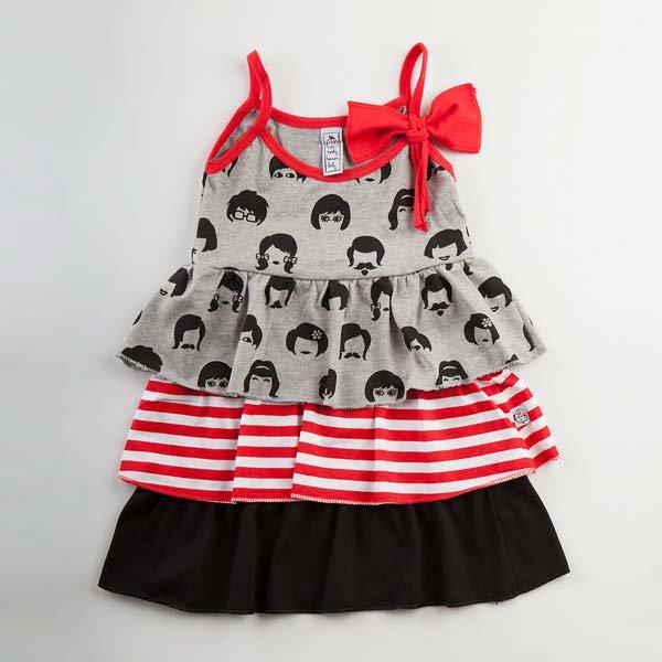 ropa de bebe original y retro