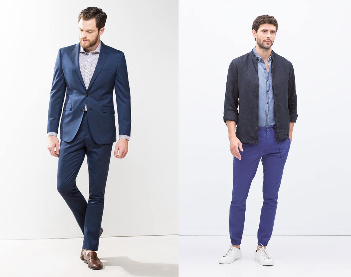 C mo combinar bien los colores b sicos de la ropa en un - Como vestir un armario ...