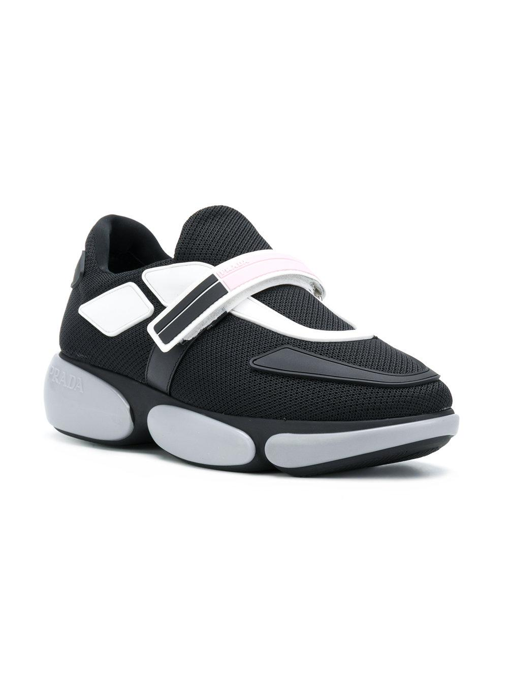 prada-black-panelled-runner-sneakers