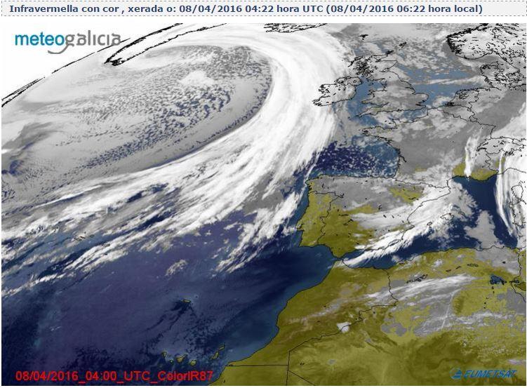 El tiempo en andaluc a previsi n 8 de abril posible - El tiempo en el valles oriental ...