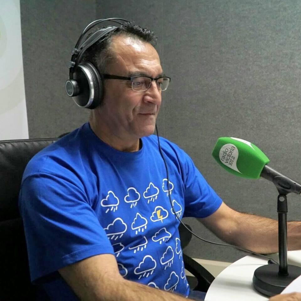 Tormenta y Rayos Jose Luis Escudero